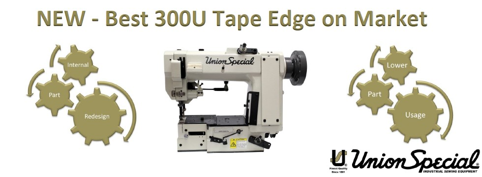US300UX7 Tape Edge