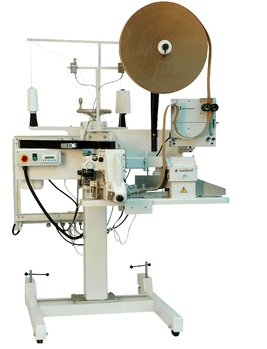 Union Special Bag Closing Systems Us400 Tape Sew Union