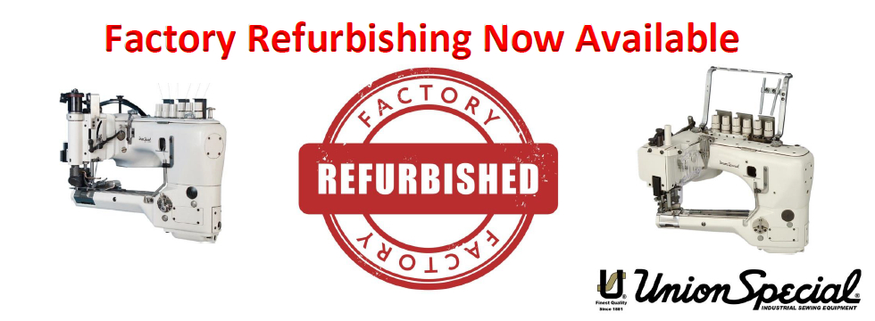 Factory Refurbishing